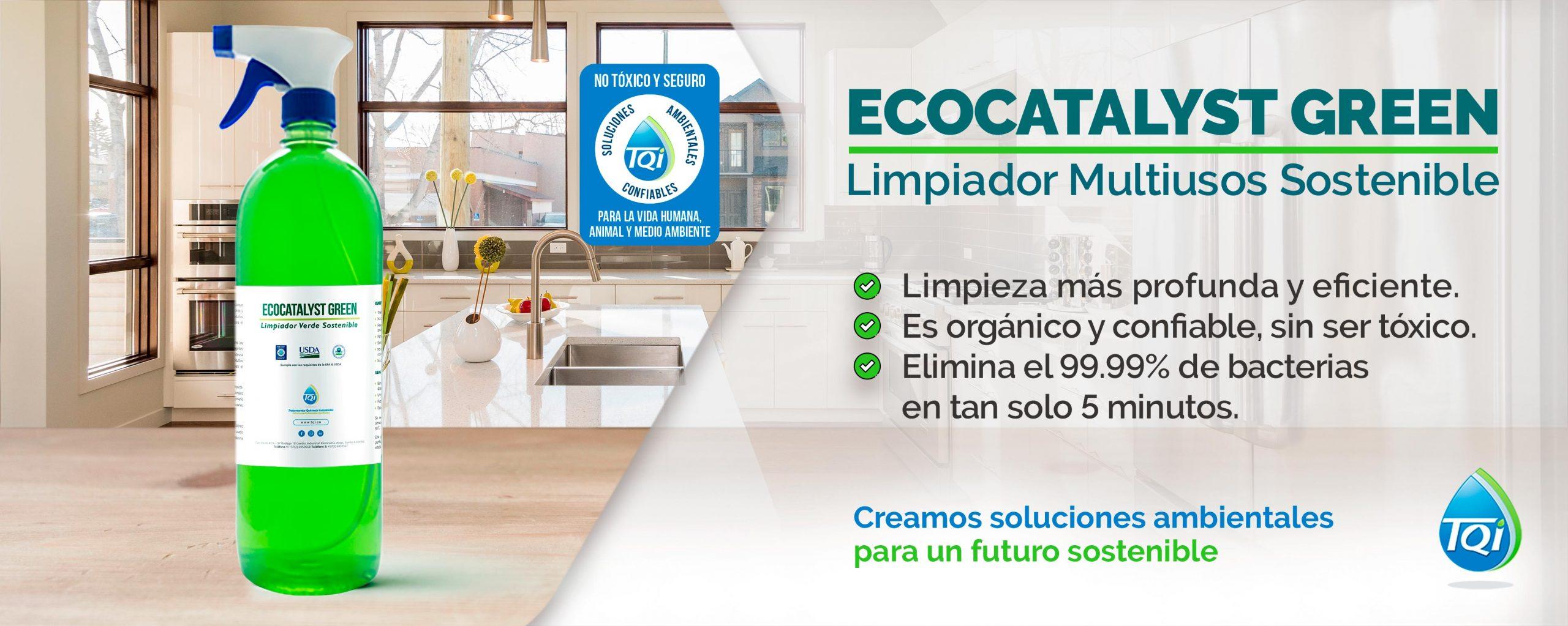 Eco Green - TQI